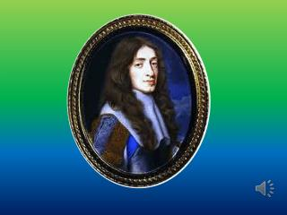 James Stuart   October 14, 1633 at St. James Palace- September 6, 1701 at St. Germain-en- Laye .