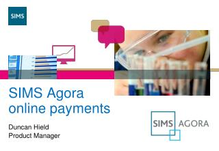 SIMS Agora online payments