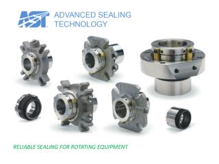 RELIABLE SEALING FOR ROTATING EQUIPMENT