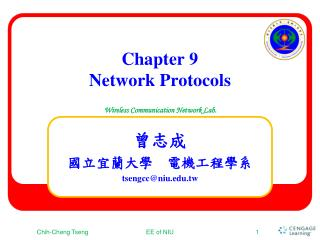 Chapter 9 Network Protocols