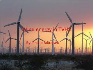Wind energy in TVHS