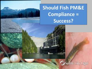 Should Fish PM&E Compliance =  Success?