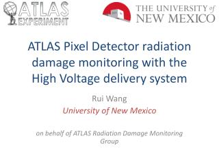 ATLAS Pixel Detector radiation damage monitoring with the High Voltage delivery system