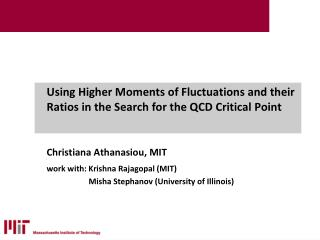 Using Higher Moments of Fluctuations and their Ratios in the Search for the QCD Critical Point