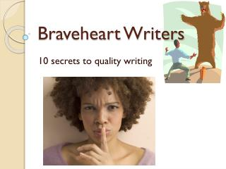 Braveheart  Writers