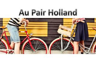 Au Pair Holland