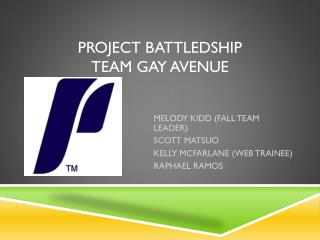Project  battledship team gay avenue