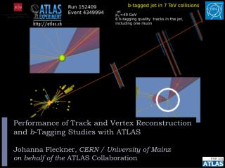 b -tagged jet with one muon