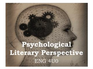 Psychological Literary Perspective