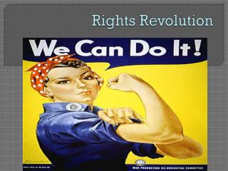 Rights Revolution