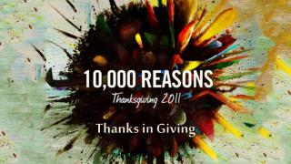 Thanks in Giving