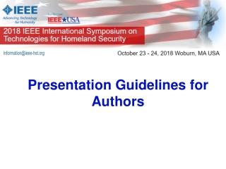 Sample Title of Presentation