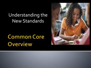 Common Core Overview