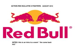 ACTION - RED BULLETIN X - FIGHTERS -