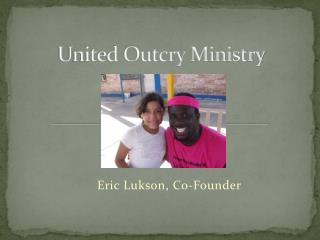 United Outcry Ministry