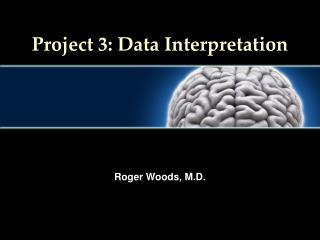 Project 3: Data Interpretation