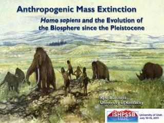 Anthropogenic Mass Extinction