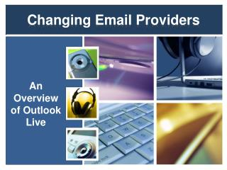 Changing Email Providers