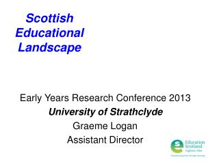 Scottish  Educational Landscape