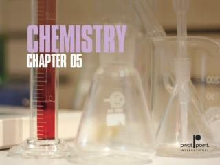 chapter 5 chemistry