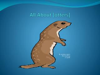 All About  [otters]
