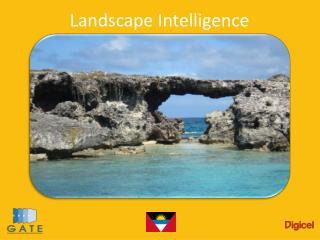 Landscape Intelligence