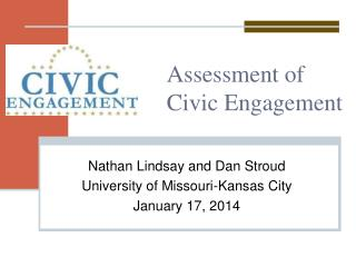 Assessment of Civic Engagement