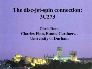 The disc-jet-spin connection: 3C273