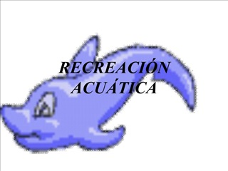 RECREACI N ACU TICA