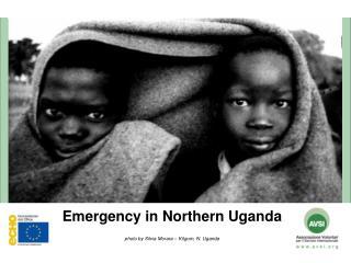 Emergency in Northern Uganda photo by Silvia Morara – Kitgum, N. Uganda