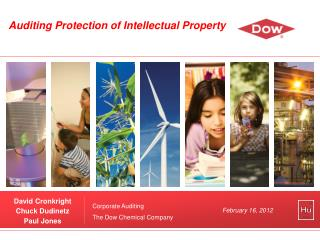 Auditing Protection of Intellectual Property