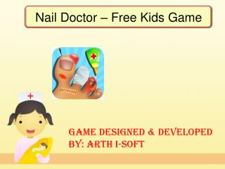 Nail Doctor - Free Kids Games