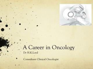 A Career in Oncology