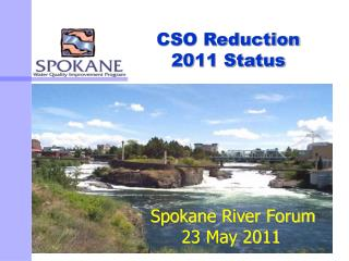 Spokane River Forum 23 May 2011