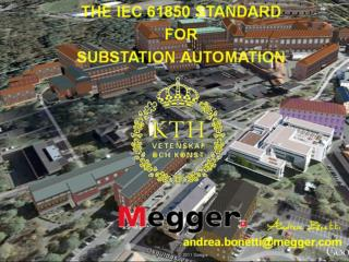 Megger - Substation  overview