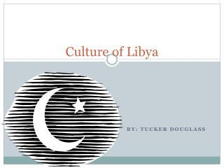 Culture of Libya