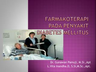 Farmakoterapi Pada Penyakit  Diabetes Mellitus