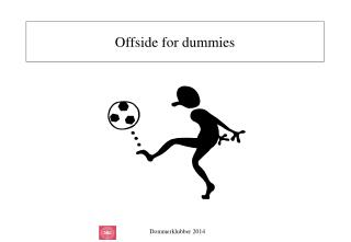 Offside for dummies