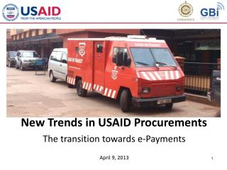 New Trends in USAID Procurements