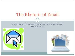 The Rhetoric of Email