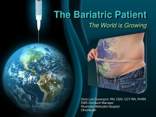 The Bariatric Patient