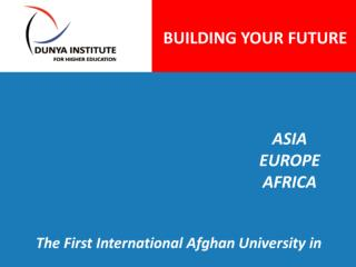 Dunya Institute for Higher Education