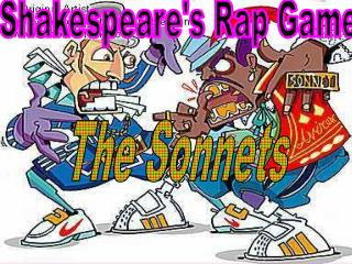 Shakespeare's Rap Game