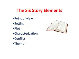 The Six Story Elements