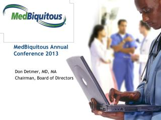 MedBiquitous Annual  Conference 2013