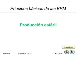 Principos b sicos de las BPM