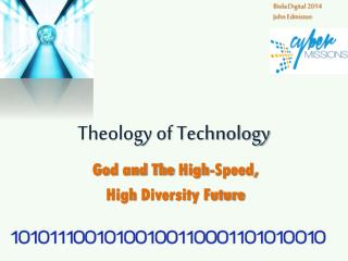 Theology of Technology