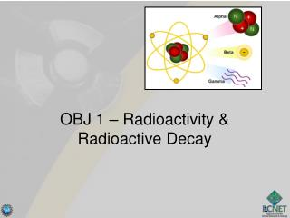 OBJ 1 – Radioactivity & Radioactive Decay
