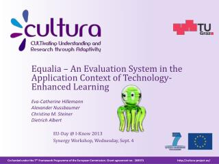Equalia  – An Evaluation System in the Application Context of Technology-Enhanced Learning