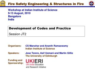 Fire Safety Engineering  Structures in Fire
